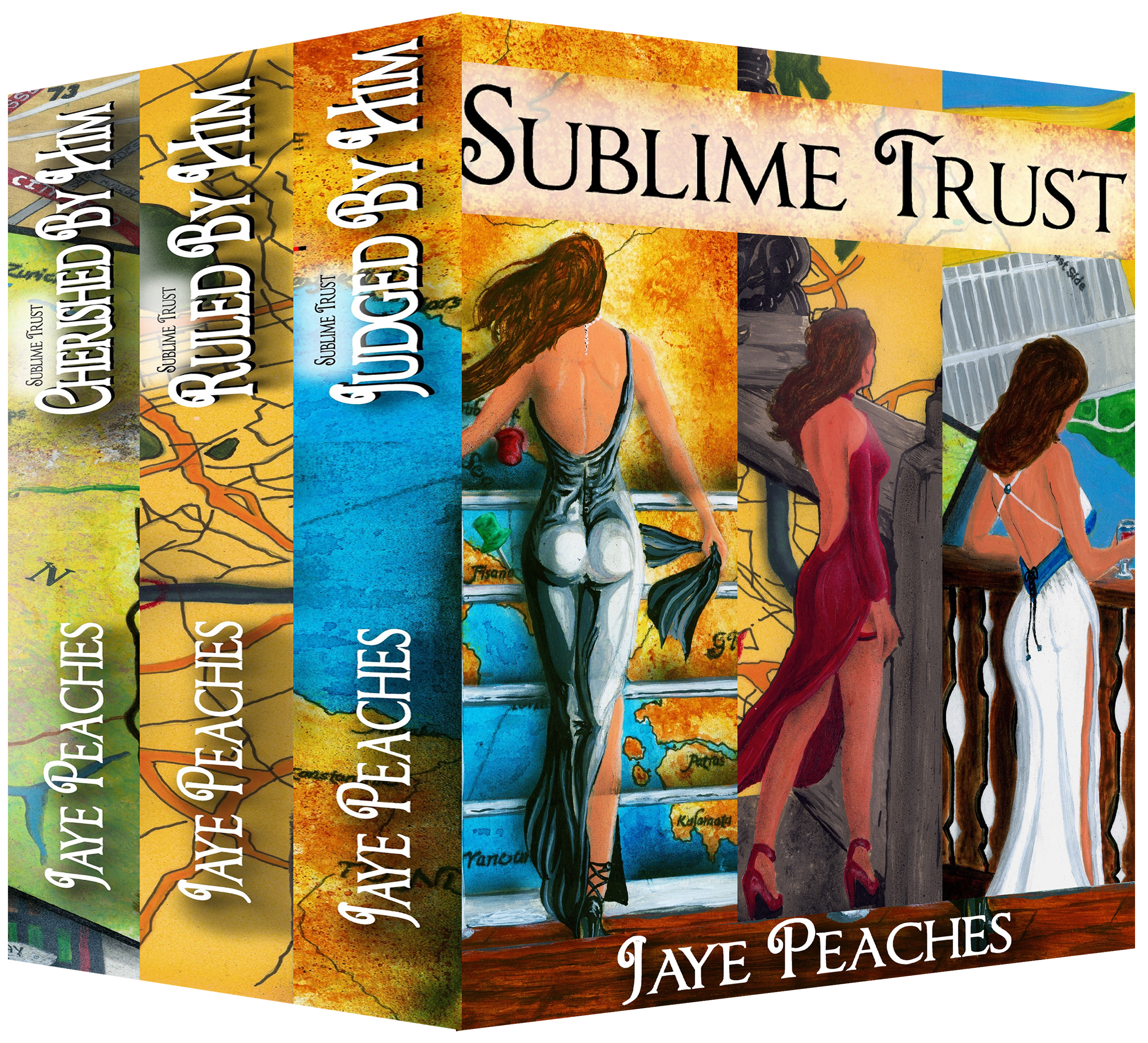 Book Cover: Sublime Trust Box Set