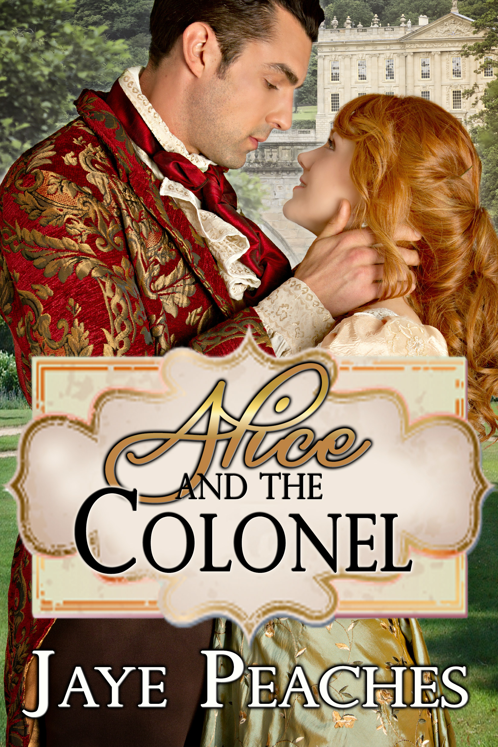 Book Cover: Alice and the Colonel