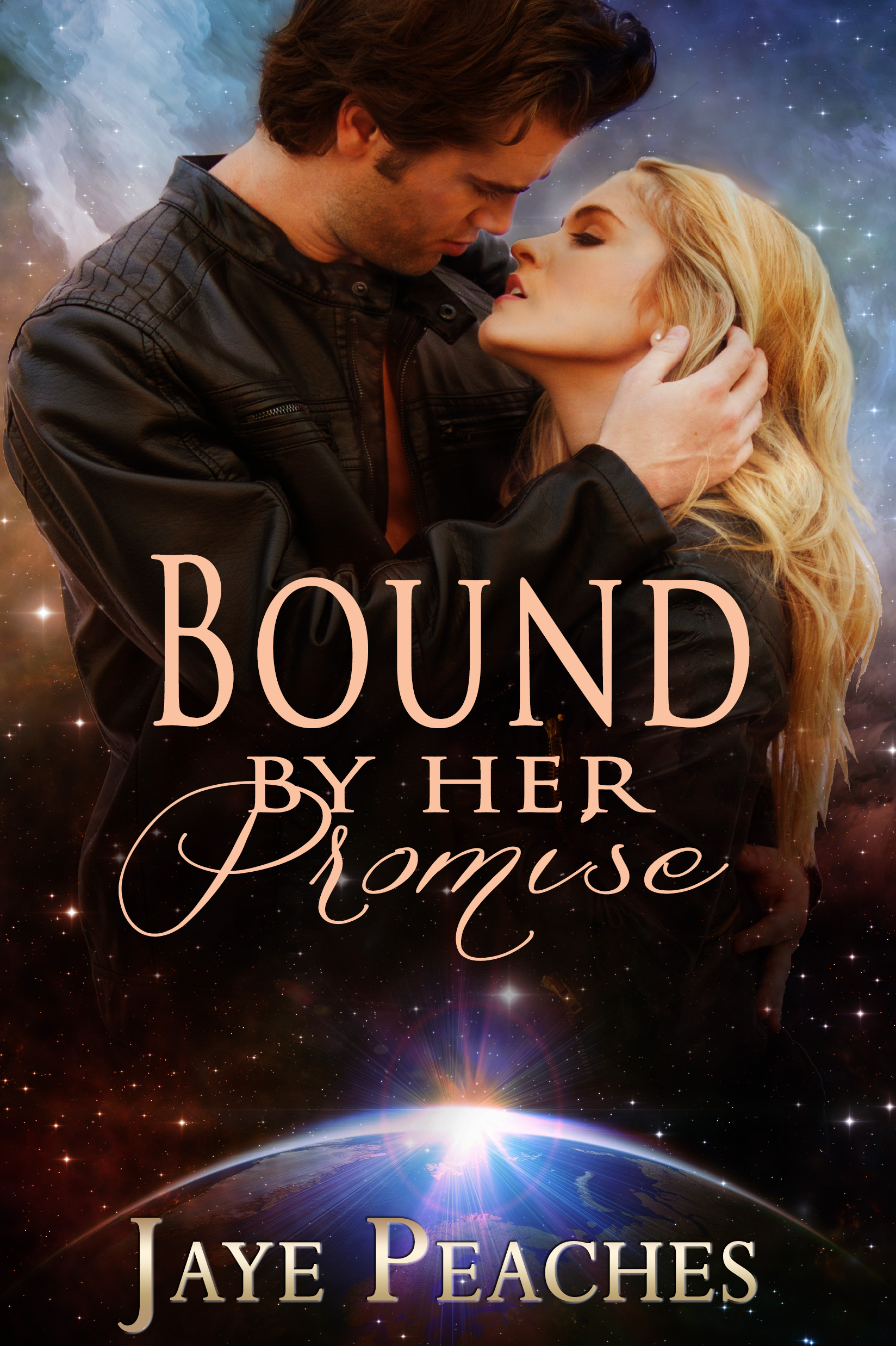 Book Cover: Bound by her Promise
