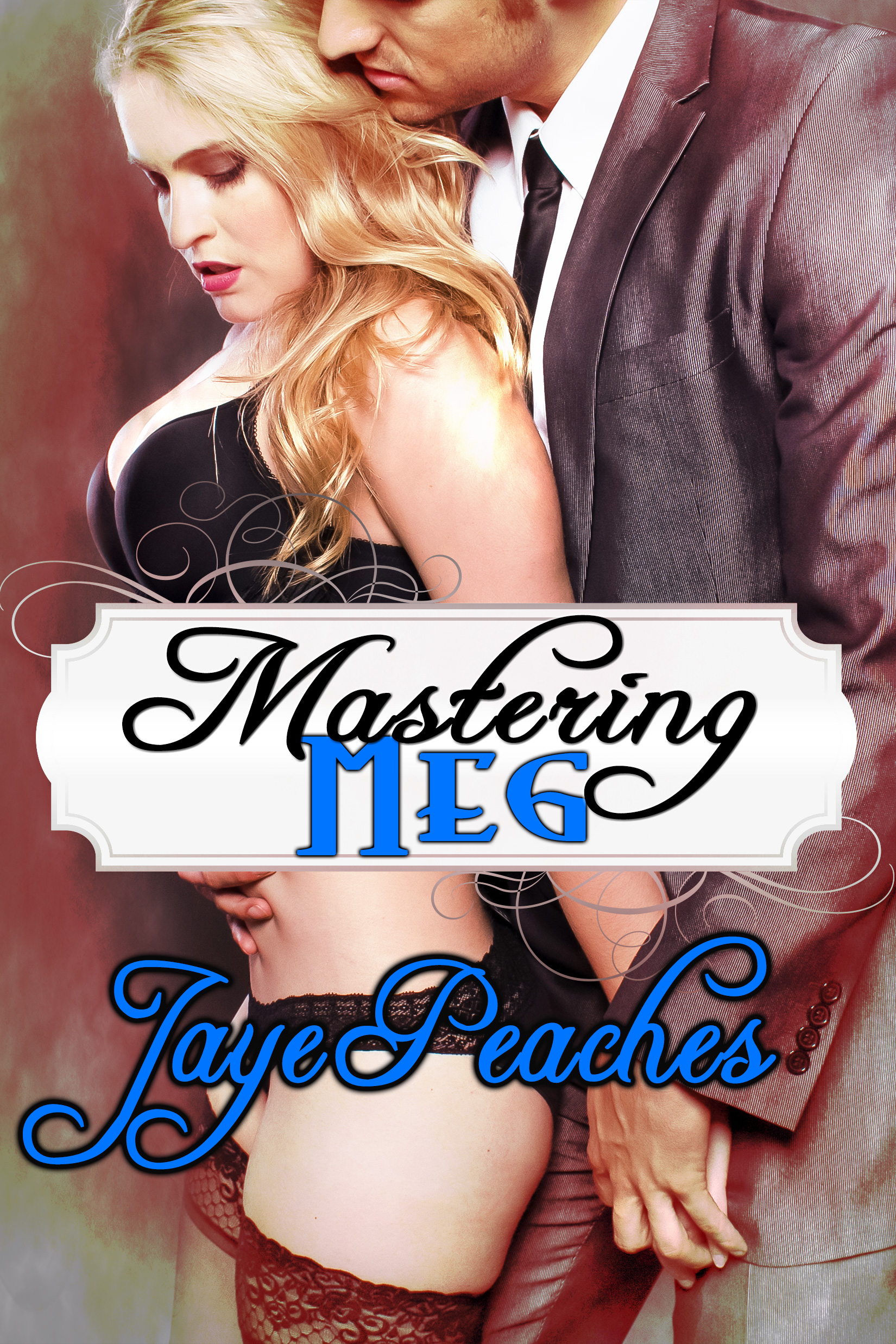 Book Cover: Mastering Meg