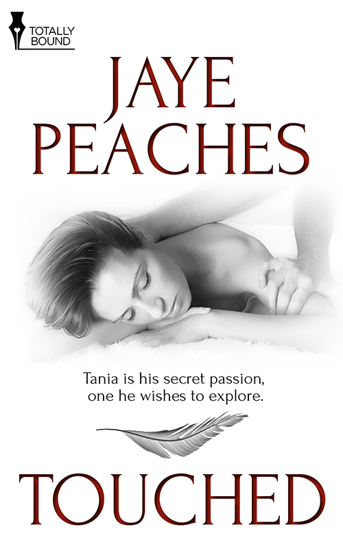 Book Cover: Touched