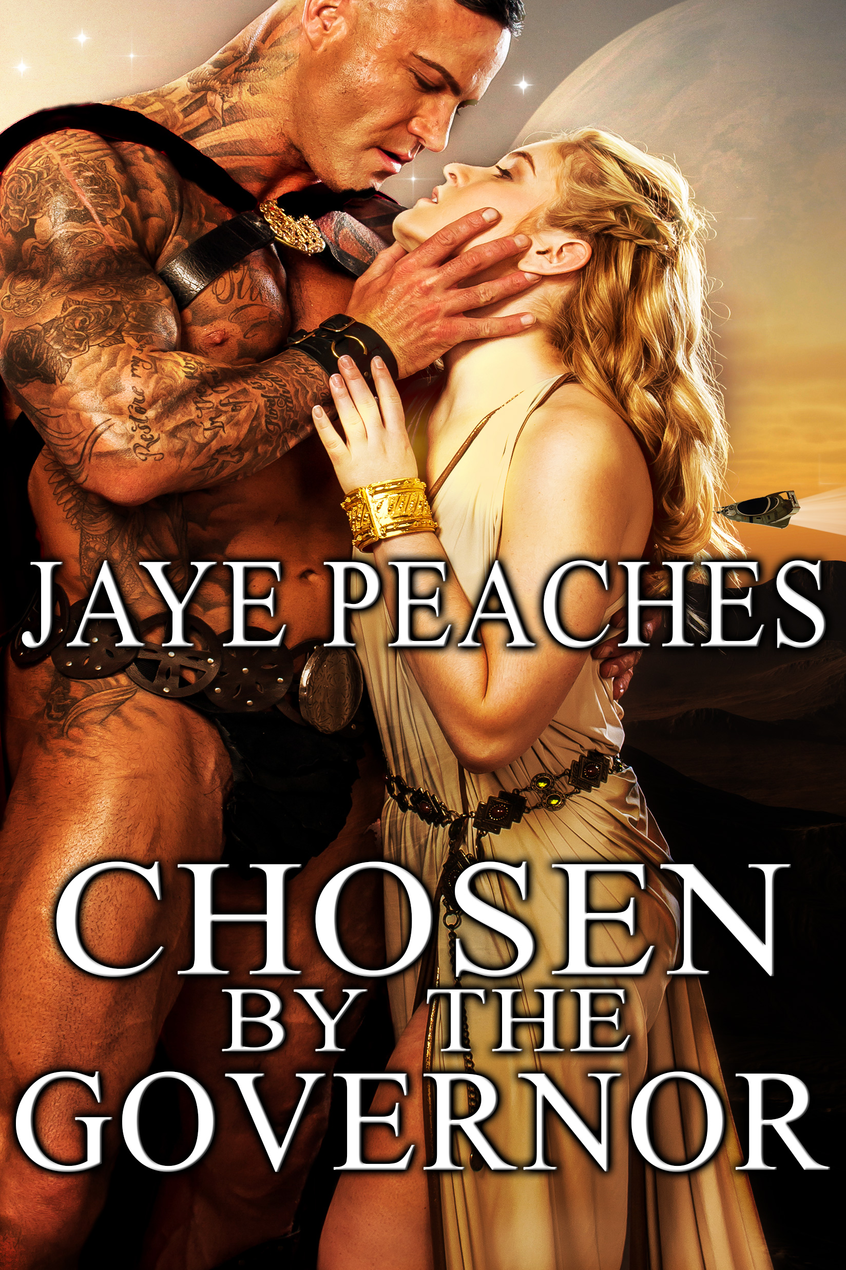 Book Cover: Chosen by the Governor